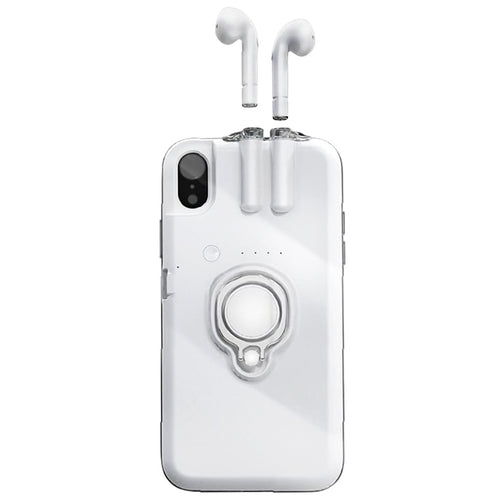 TWS™️ Apple iPhone™️ Case with AirPods Charger