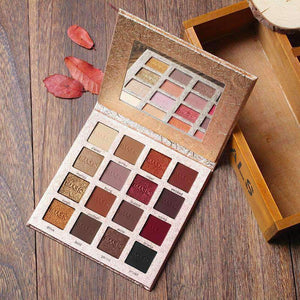 16 Color Eyeshadow Makeup Palette