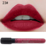 Brand Makeup liquid Matte Lipstick Menow 20Colors Tint Lip Gloss Velvet Waterproof Long Lasting Lip Balm Make up Tattoo Cosmetic