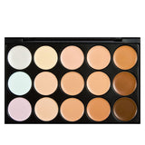Makeup 15 Color Concealer Facial Special Professional Face Cream Care Camouflage Makeup Palettes Cosmetic