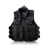 Tactical vest Black Kid's Tactical Vest For Outdoor Game Training Scouting Cosplay Protective Equipment Children Vests Clothing
