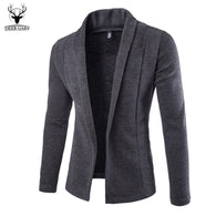 New Arrival Men's Cardigan Sweater Autumn Men Long Sleeve Sweater Casual Slim Fit Male Sweaters Jumpers Size M--XXL
