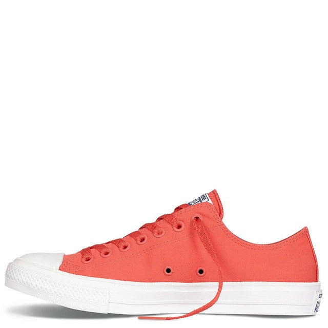 Original New Arrival  Converse Chuck Taylor ll Skateboarding Shoes Canvas  Sneakers