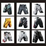 MMA sparring sports training Muay Thai boxing pants muay thai boxing shorts muay thai clothing kickboxing shorts MMA kickboxing