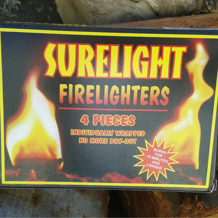 SURELIGHT - Firelighters