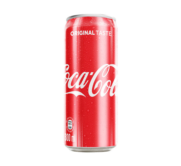 COCA-COLA Soft Drink Can (24 x 300ml)