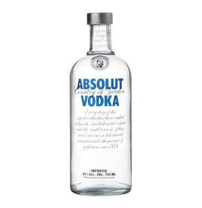 ABSOLUT Imported Blue Vodka (1 x 750ml)