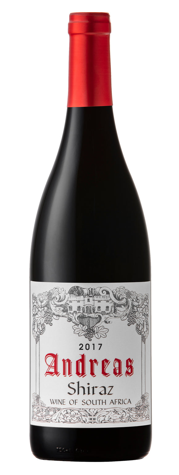 ANDREAS - Shiraz (1 x 750 ml)