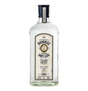BOMBAY Original Imported London Dry Gin (1 x 750ml)