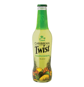 CARIBBEAN TWIST Pineapple Daiquiri Spirit Cooler (6x275ml)