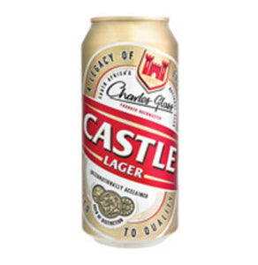 CASTLE Lager Can - 500ml