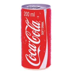 COCA-COLA Soft Drink Can (24 x 200ml)