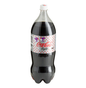 COCA-COLA Soft Drink Light (1 x 2.25L)