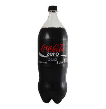 COCA-COLA Soft Drink Zero (1 x 2.25L)