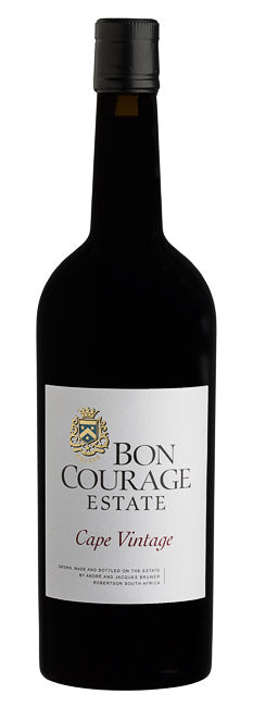 BON COURAGE - Cape Vintage Port (1 x 750ml)