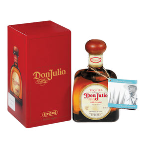 DON JULIO Imported Reposado Tequila In Gift Box (1 x 750ml)