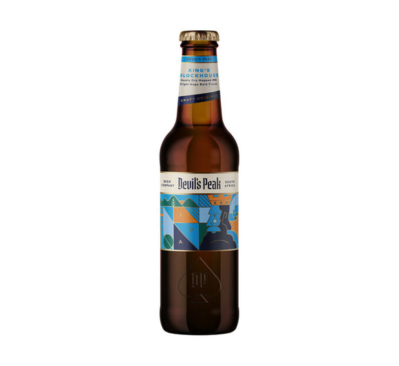 Devil's Peak - Kings Blockhouse IPA - 330ml