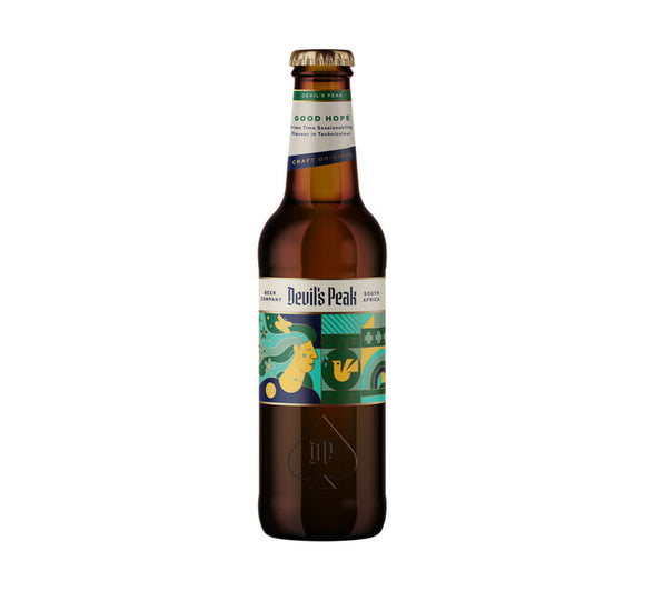 Devil's Peak - Pale Ale - 330ml