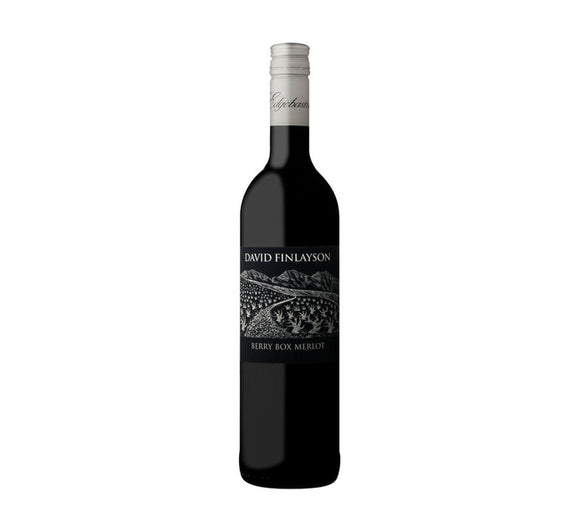 Edgebaston Berry Box Merlot (1 x 750 ml)