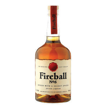 FIREBALL NO.6 Whisky (1 x 750ml)