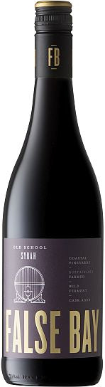 FALSE BAY - Syrah (1 x 750ml)
