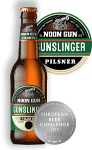 Noon Gun - GUNSLINGER PILSNER - 330ml