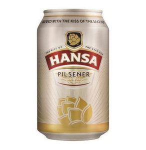 HANSA Pilsener Can - 330ml