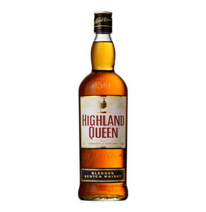 HIGHLAND QUEEN Blended Scotch Whisky (1 x 750ml)