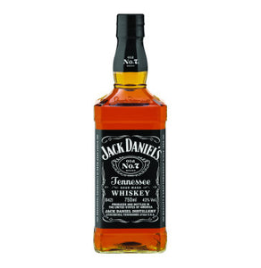 JACK DANIEL'S Tennessee Whiskey (1 x 750ml)