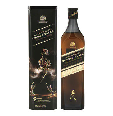 JOHNNIE WALKER Double Black (1 x 750ml)