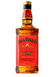 JACK DANIEL'S Fire Whiskey with Cinnamon Liqueur (1 x 750ml)