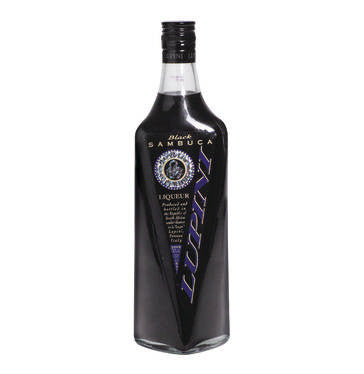 LUPINI Black Sambuca (1 x 750ml)