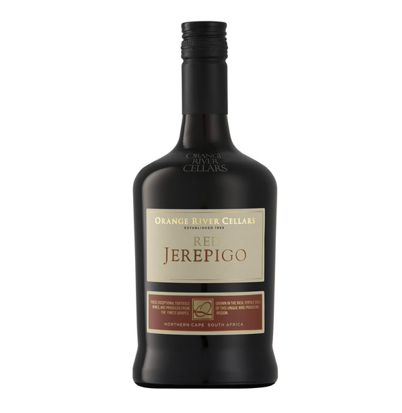 ORANGE RIVER Red Jerepigo (1 x 750ml)