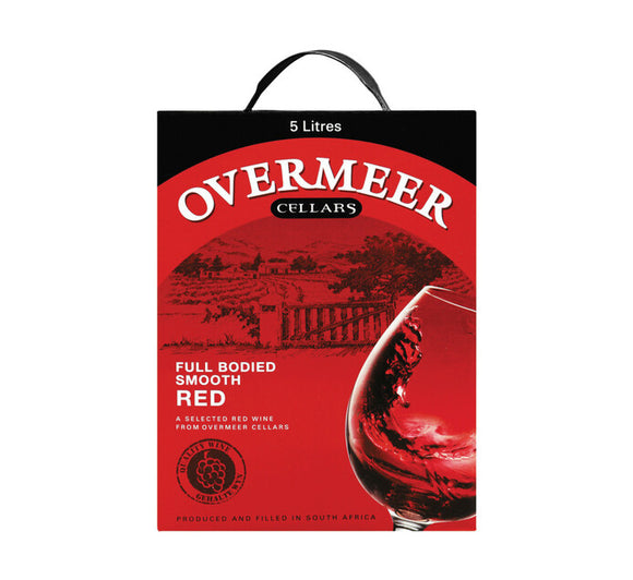 Overmeer Dry Red (1 x 5 l)