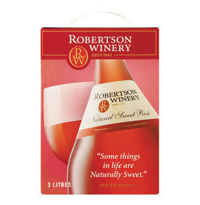 ROBERTSON Natural Sweet Rose (1 x 3L)