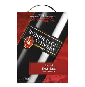 ROBERTSON Smooth Dry Red (1 x 3L)