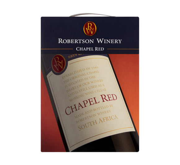 Robertson Chapel Dry Red (1 x 5L)
