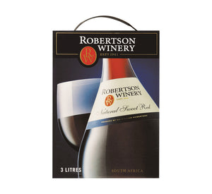 Robertson Natural Sweet Red (1 x 3 l)