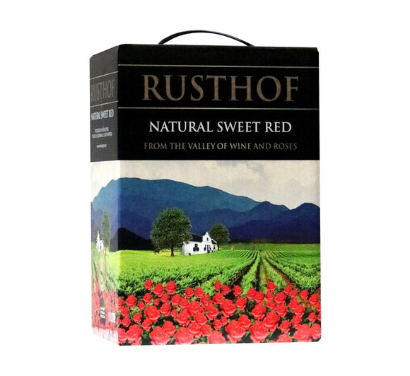 Rusthof Natural Sweet Red (1 x 5 l)
