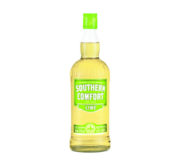 SOUTHERN COMFORT Lime Liqueur Whisky (1 x 750ml)