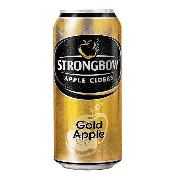 STRONGBOW Gold Can (6 x 440ml)