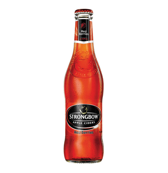 STRONGBOW Red Berries NRB (6 x 330ml)