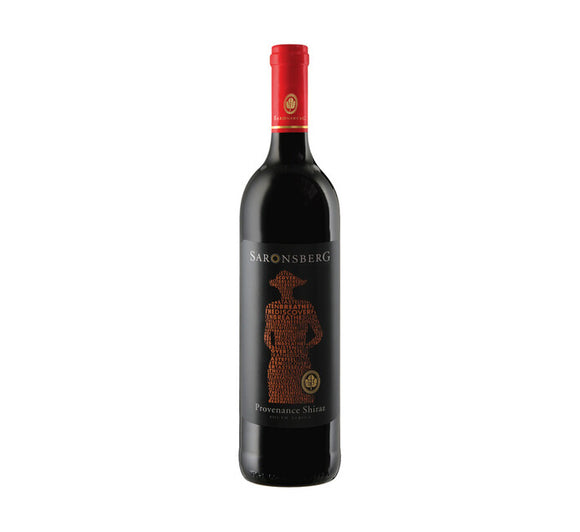 Saronsberg Provenance Shiraz (1 x 750 ml)