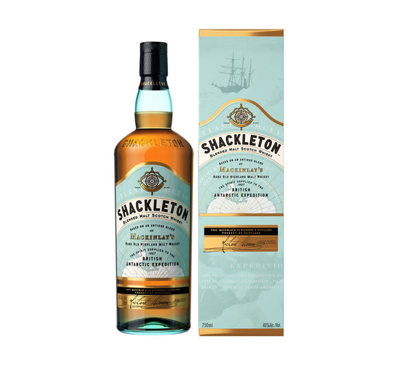 Shackelton - Blended Malt Scotch Whisky (1 x 750ml)