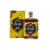 SIX DOGS - Pinotage Stained Gin (1 x 750ml)