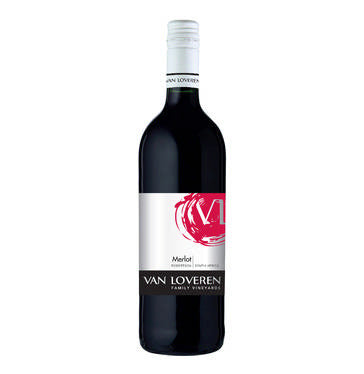 VAN LOVEREN Merlot (1 x 750ml)