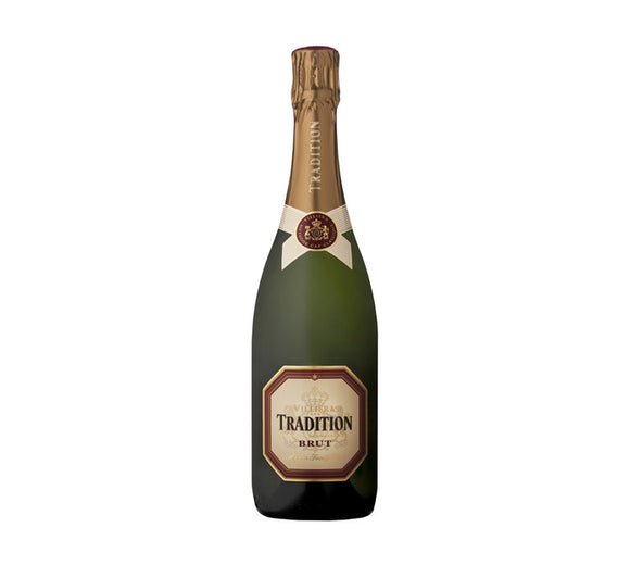 Villiera Tradition Brut (1 x 750ml)
