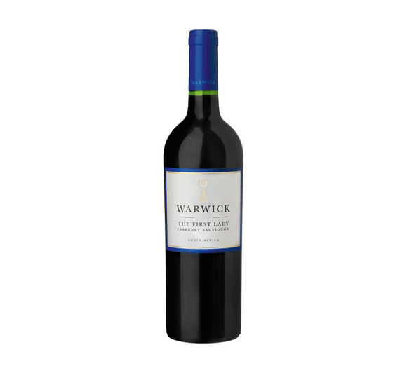 WARWICK - The First Lady Cabernet Sauvignon (1 x 750 ml)