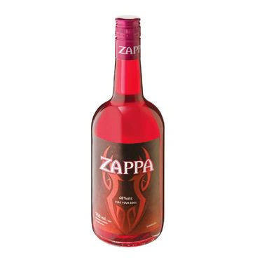 ZAPPA Sambuca Red (1 x 750ml)