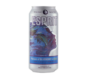 ESPRIT Blueberry and Basil (24 x 440ml)